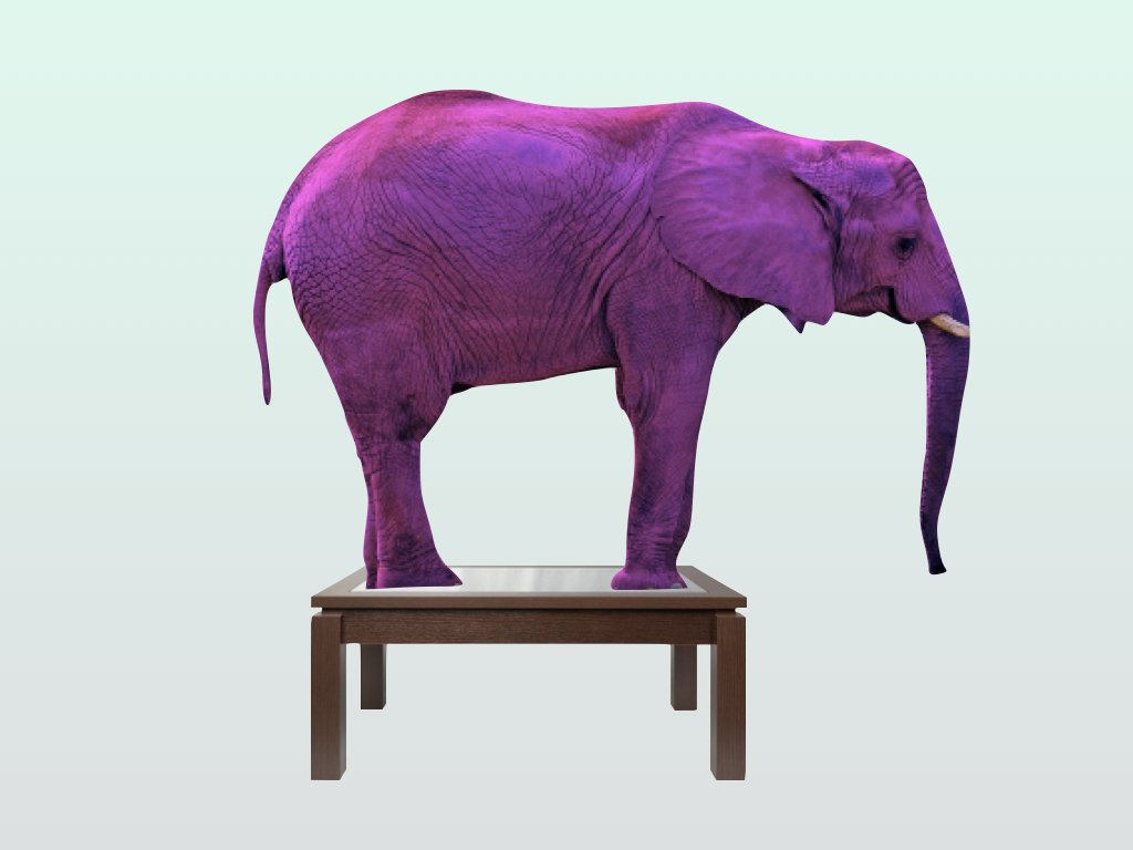 purple elephant content marketing strategy